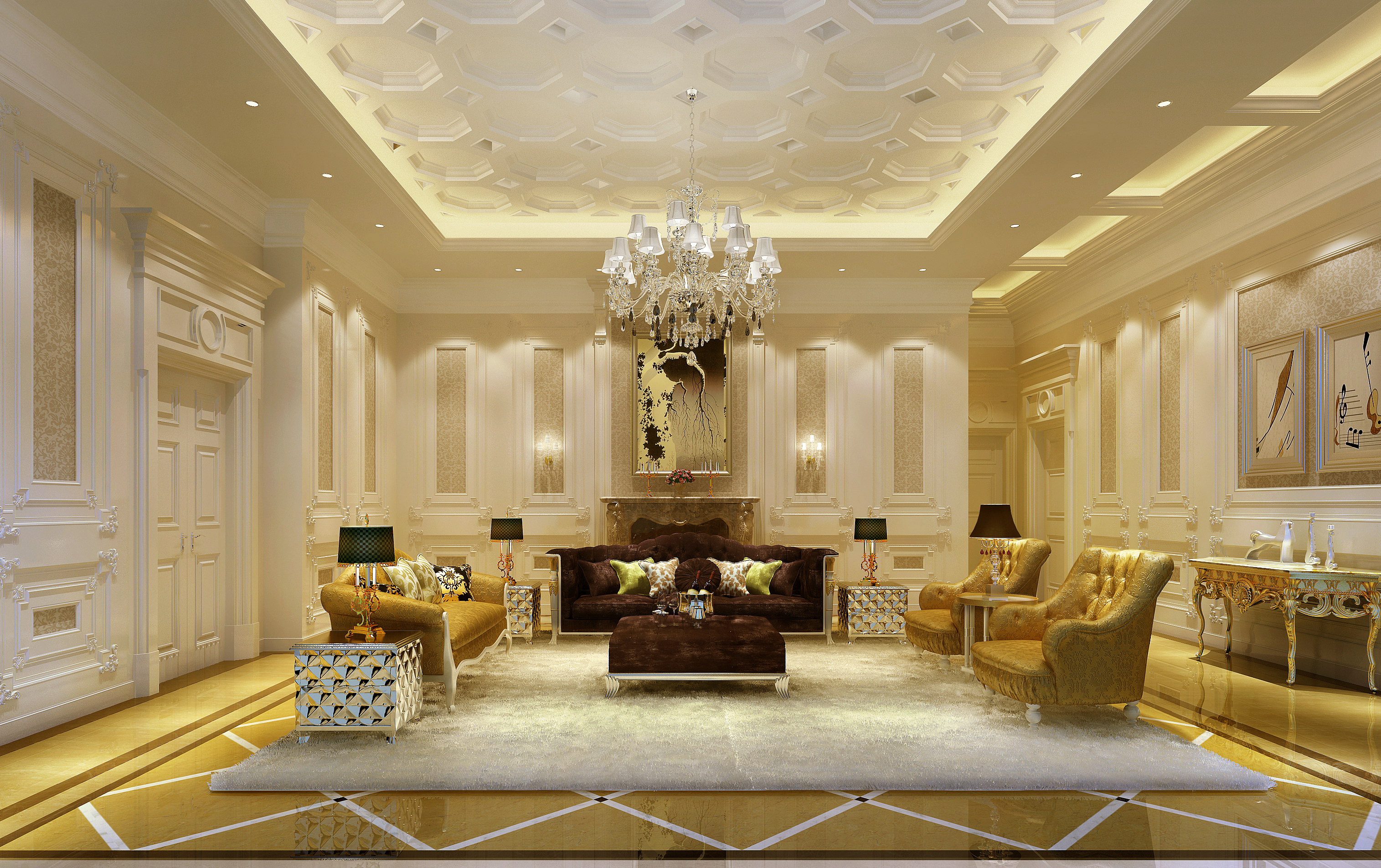 Amazing-Luxury-Living-Rooms-about-Remodel-Home-Decor-Ideas-and ...